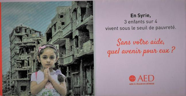 Aed syrie