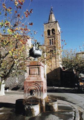 Eglise st pierre de prades 66