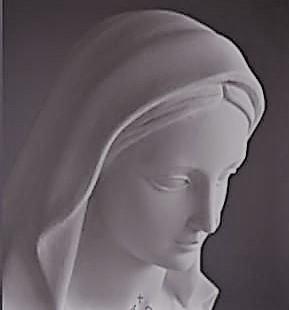 Statue de la vierge miraculeuse p image 24650 grande